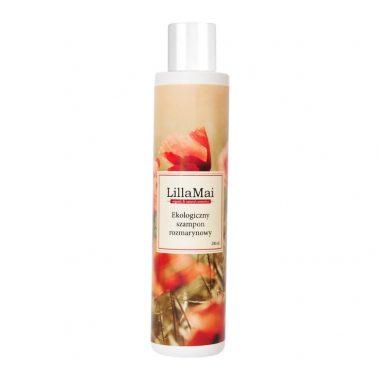 Ekologiczny szampon rozmarynowy